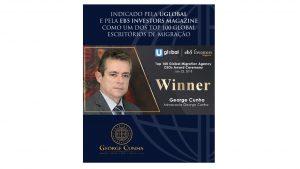 Visto EB5 George Cunha