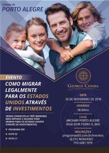 Evento EB5 Porto Alegre