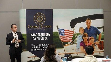 Eventos sobre o visto EB5 em São Paulo, Campinas e Ribeirão Preto