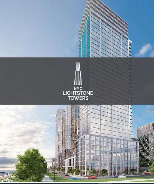 VISTO EB5 NEW YORK CITY LIGHTSTONE TOWERS-NY